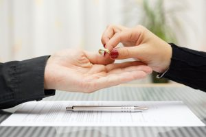 immobilier divorce