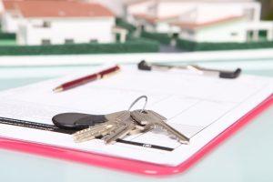 mandat de vente immobilier et cles