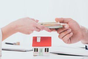 visuel expliquant le principe de prêt hypothécaire
